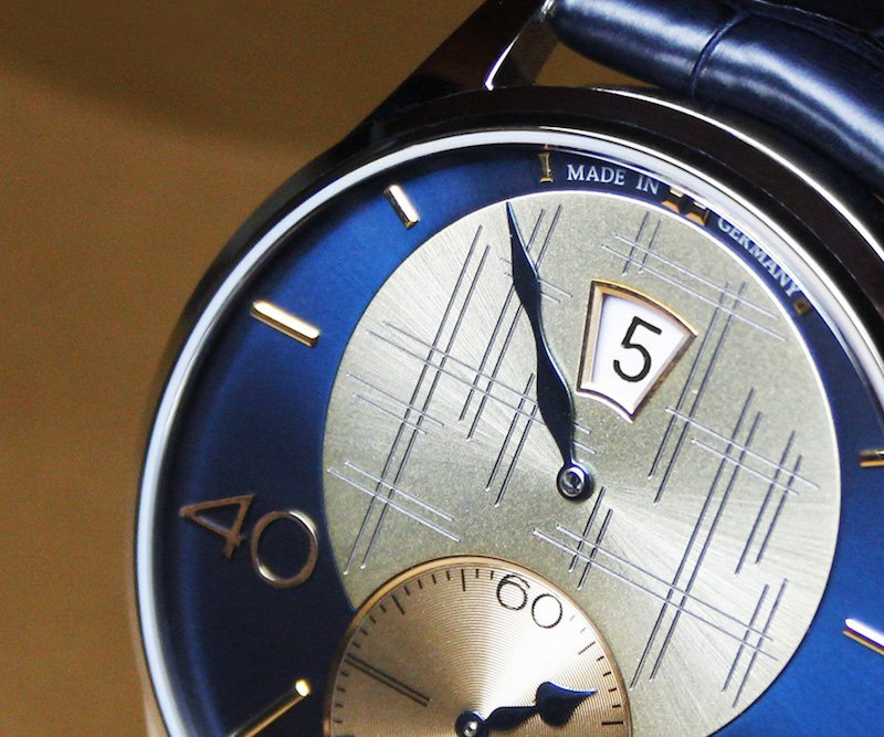 Alexander Shorokhoff announces crossing, jumping timepiece