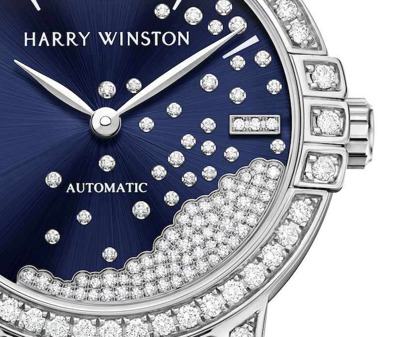 Harry Winston introduces another novelty in the Midnight Collection