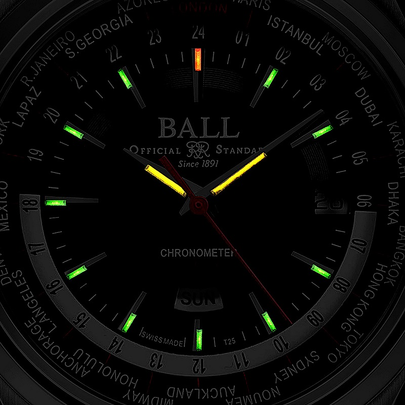 Ball launches new and improved Trainmaster
