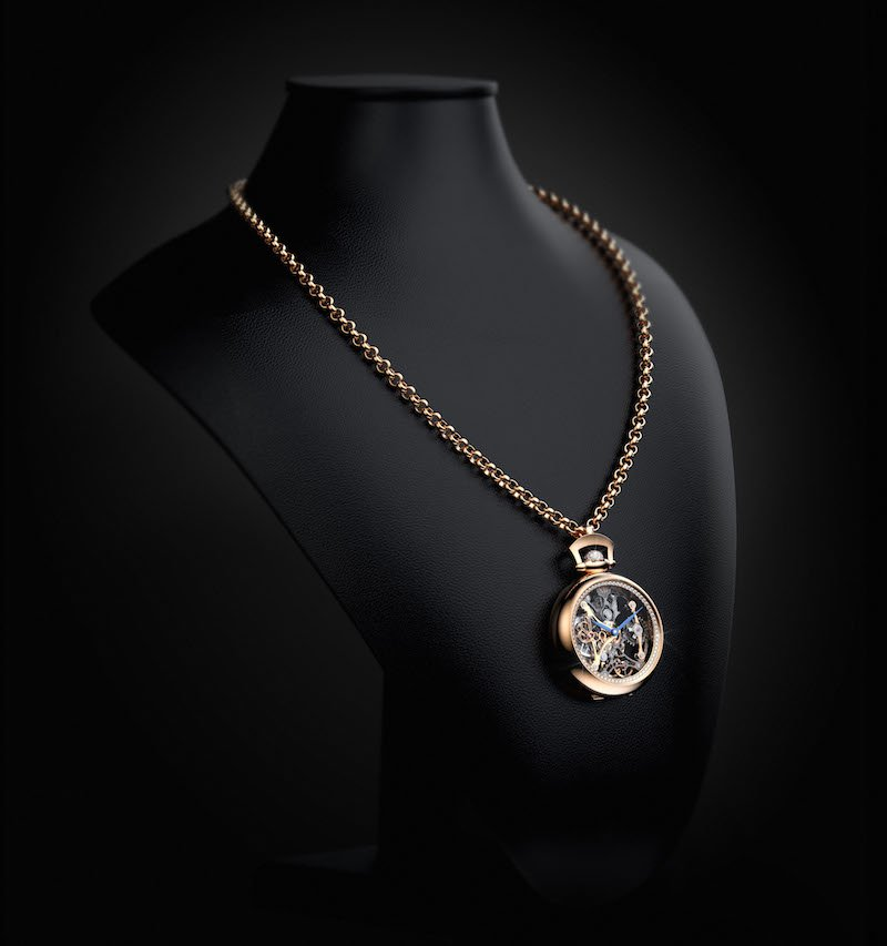 Introducing the Jacob & Co. Brilliant Pocket Watch Pendant