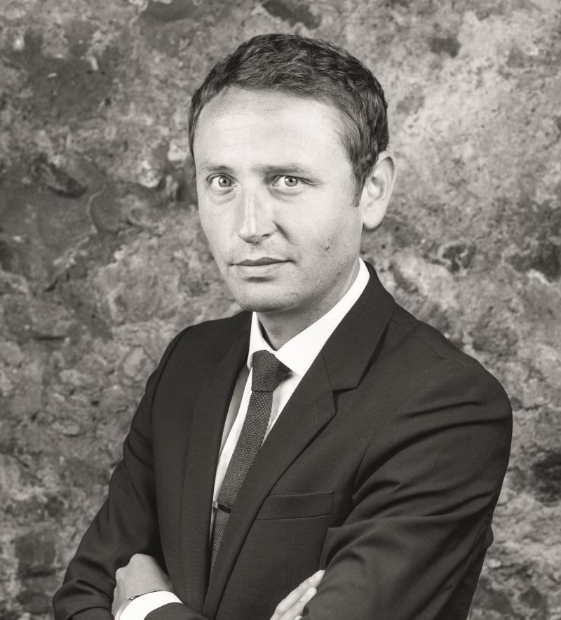Laurent Perves, the brand's new CMO (Chief Marketing Officer) of Vacheron Constantin