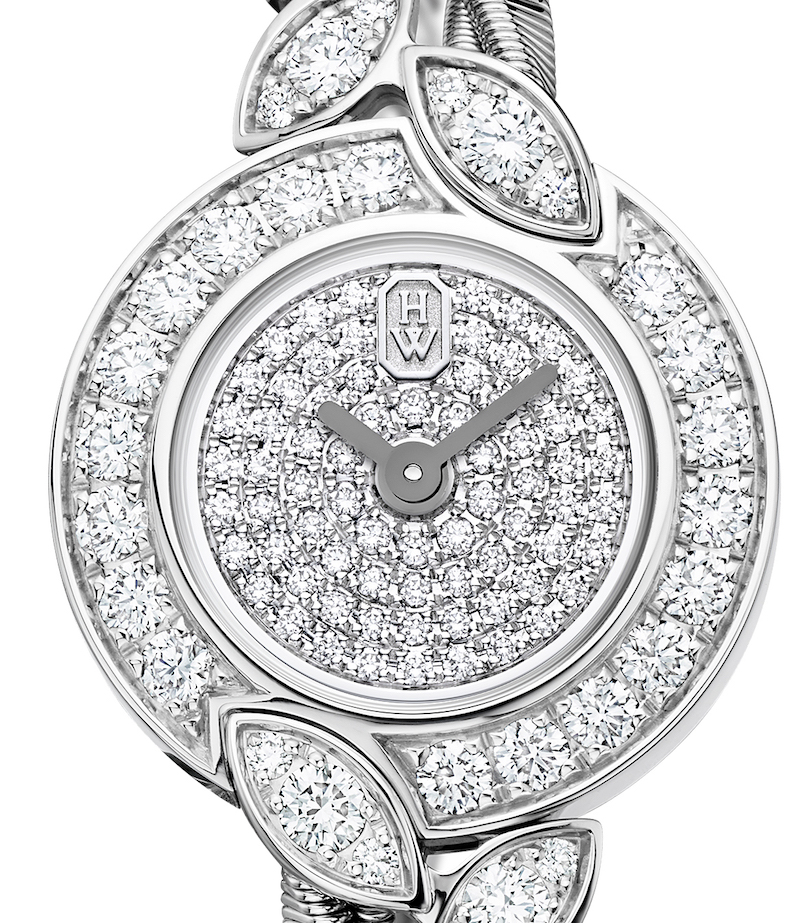INTRODUCING THE MINI TWIST BY HARRY WINSTON