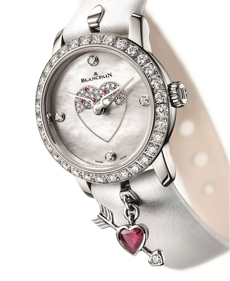Watches to get the heart beating for Valentine's Day