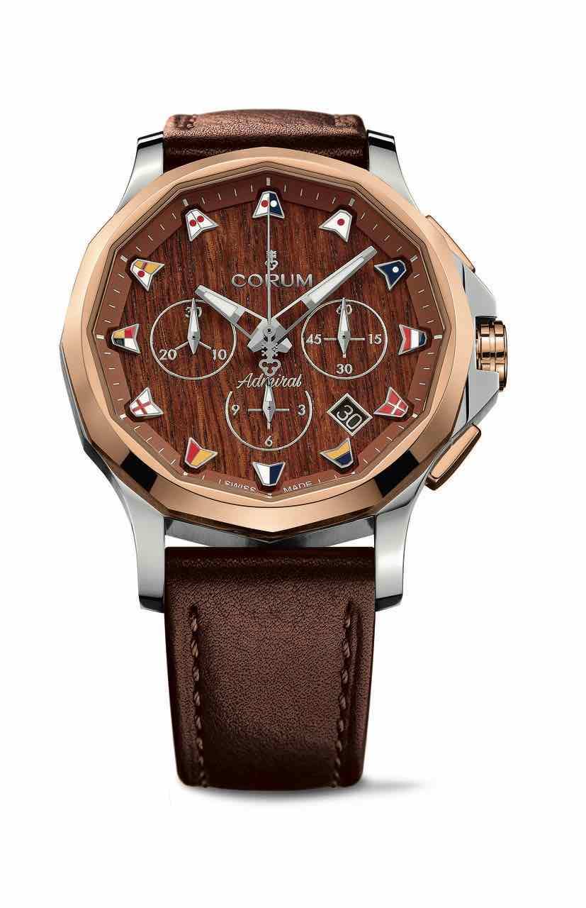 Admiral Chronograph by Corum