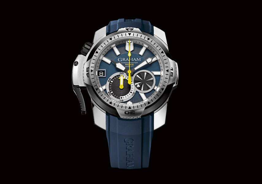 Graham's Chronofighter Prodive - Professional Diving Watch