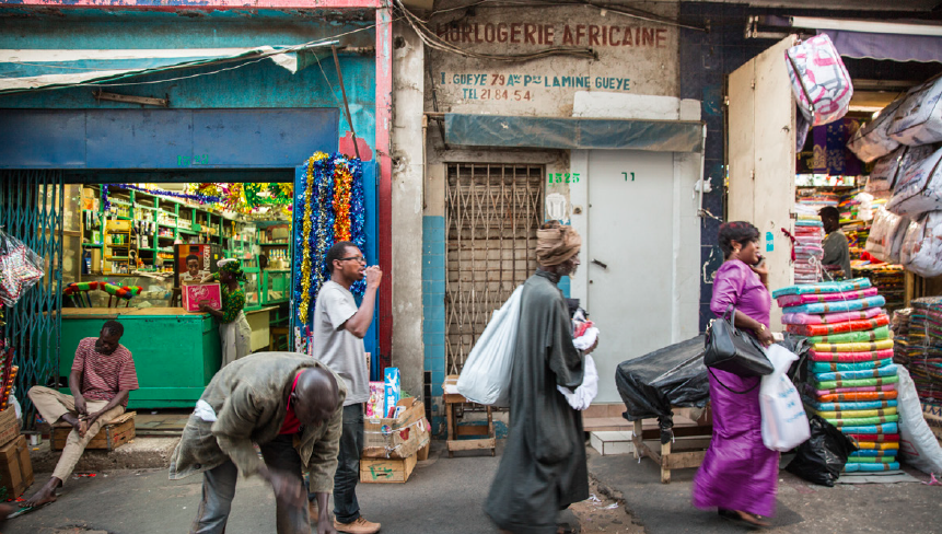 Senegal: at the sickbed of the watch market