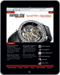 WATCH AFICIONADO JUNE-JULY 2012Next issue: TIMECRAFTERS SPECIAL EDITION