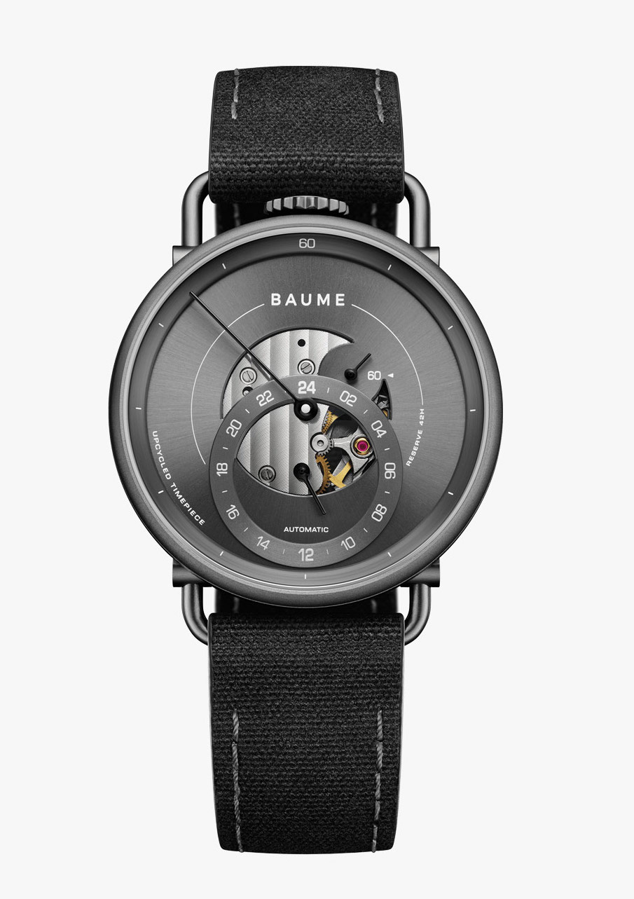 Iconic 41 mm Automatic by Baume Watches