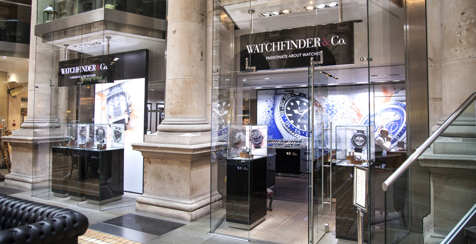 Watchfinder: a turning point for the pre-owned watch market