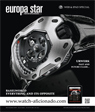 EUROPA STAR WATCH-AFICIONADO JUNE - JULY 2014
