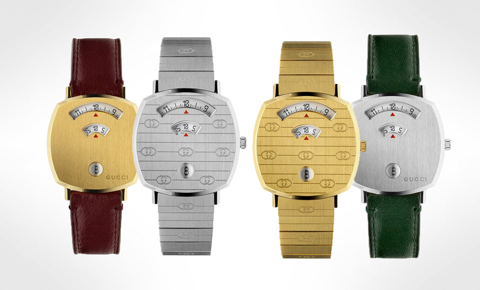 """Gucci: """"The watch industry must move on e-commerce"""""""