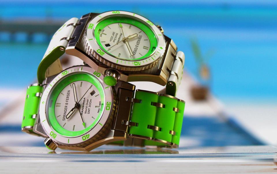 Springer & Fersen: the first steps of a new watch brand